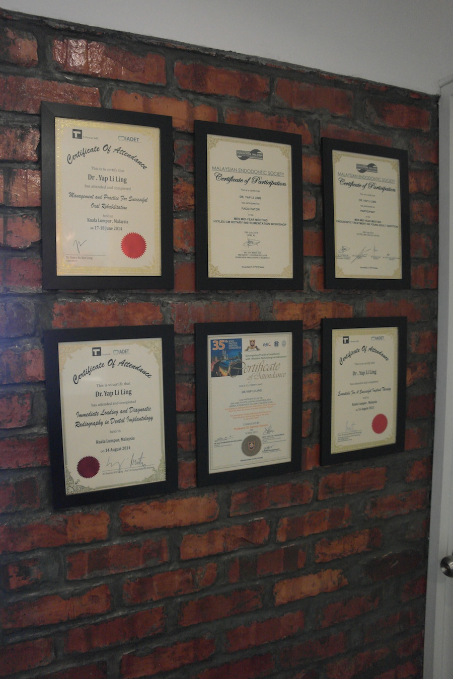 Dental-Image-TTDI-Taman-Tun-Dentistsnearby-wall-of-fame