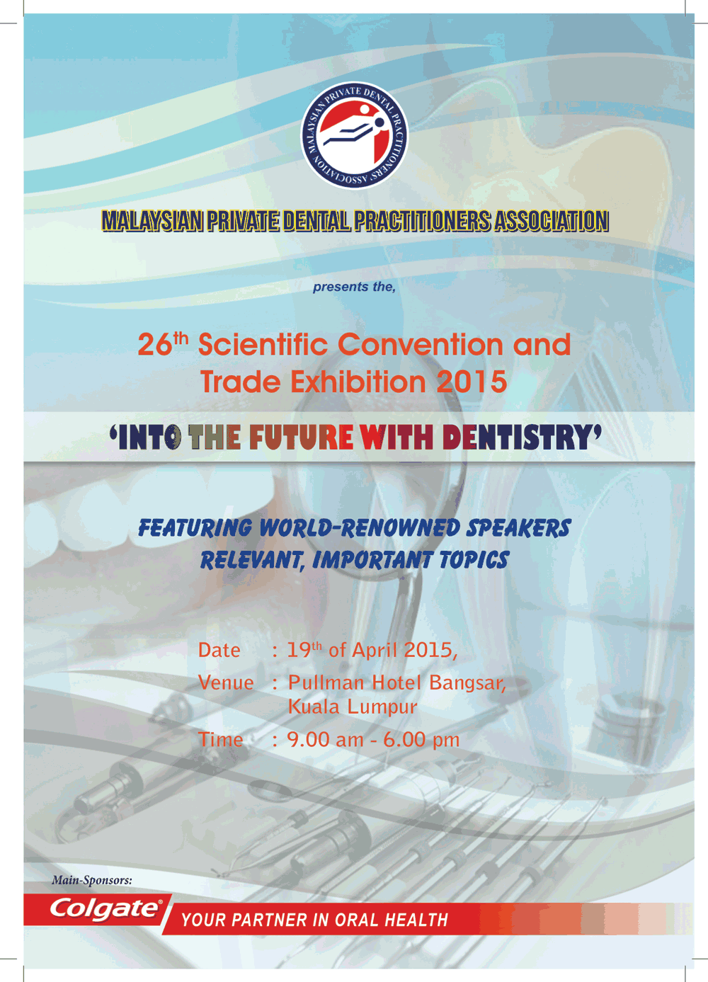 26th-MPDPA-Scientific-Conference-Trade-Exhibition-2015-1
