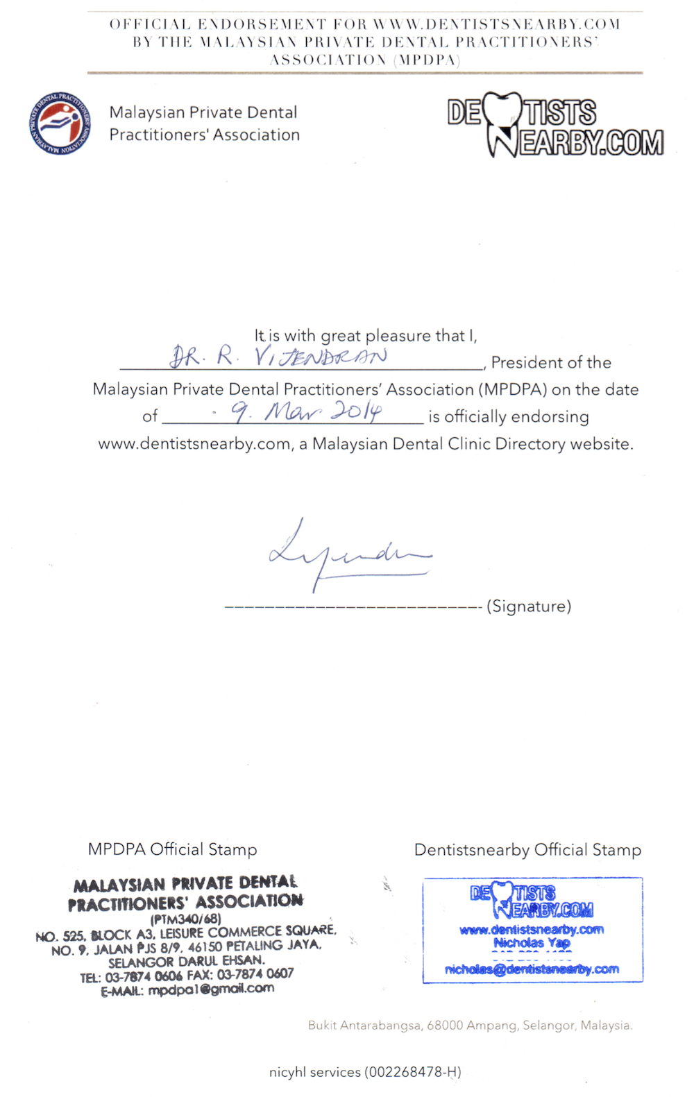 Scan-copy-of-mpdpa-dentistsnearby-endorsement