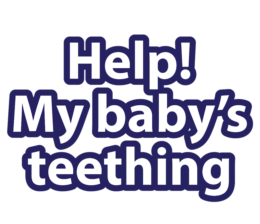 Title Transparent Baby teething Dentistsnearby