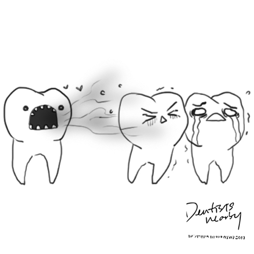 halitosis-dentistsnearby