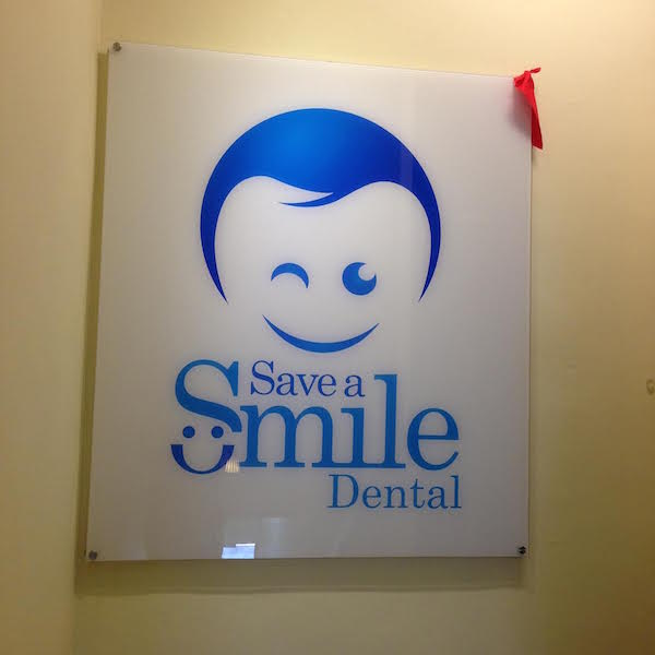 Save-a-smile-dental-clinic-exterior-signboard