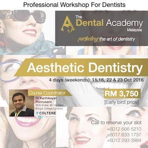 Aesthetic Dentistry Workshop For Dentists