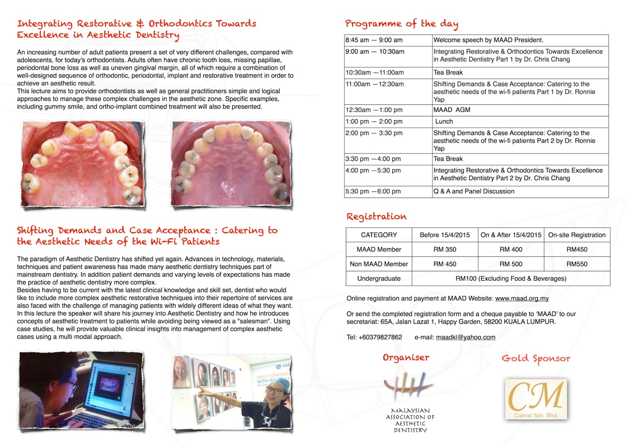 MAAD-aesthetic-dental-conference-2
