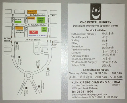 Ong-dental-surgery-map-dentistsnearby