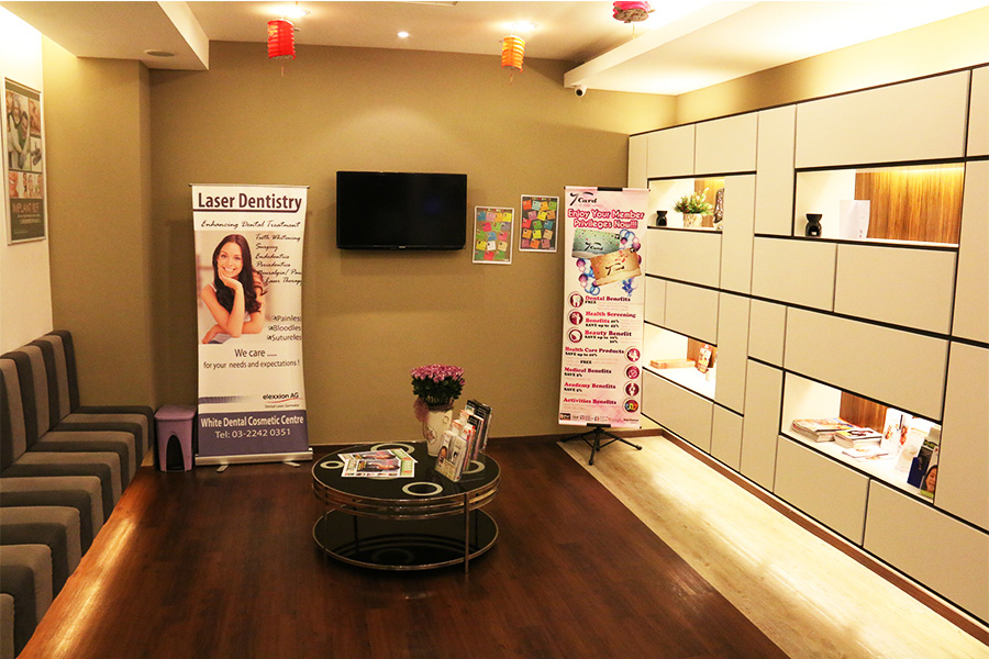White-dental-cosmetic-centre-tiew-bangsar-south