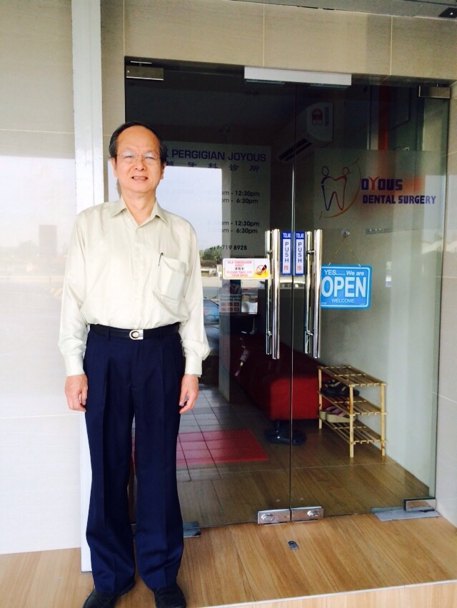 joyous-dental-surgery-penang-entrance
